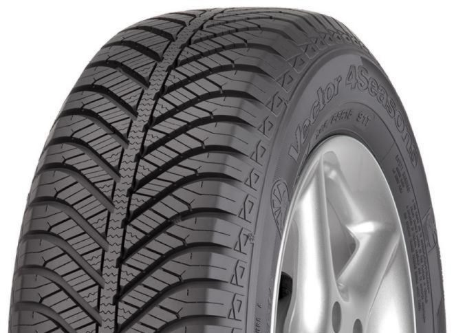 195/55 R15 VECTOR 4SEASONS FO 85H M&S