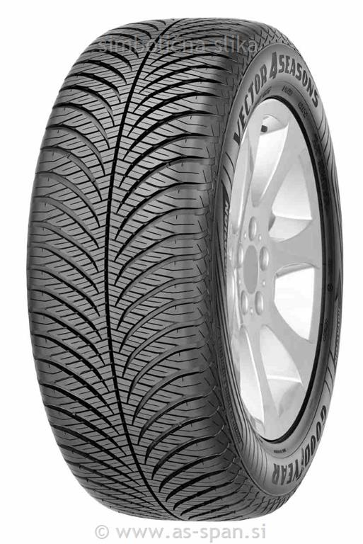 205/55 R16 VECTOR 4SEASON G2 91H M&S