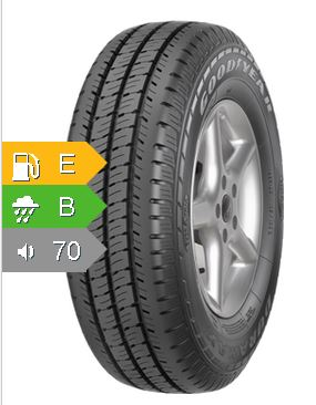 7,50 R16 GOODYEAR DURAMAX TT IS 121/120L