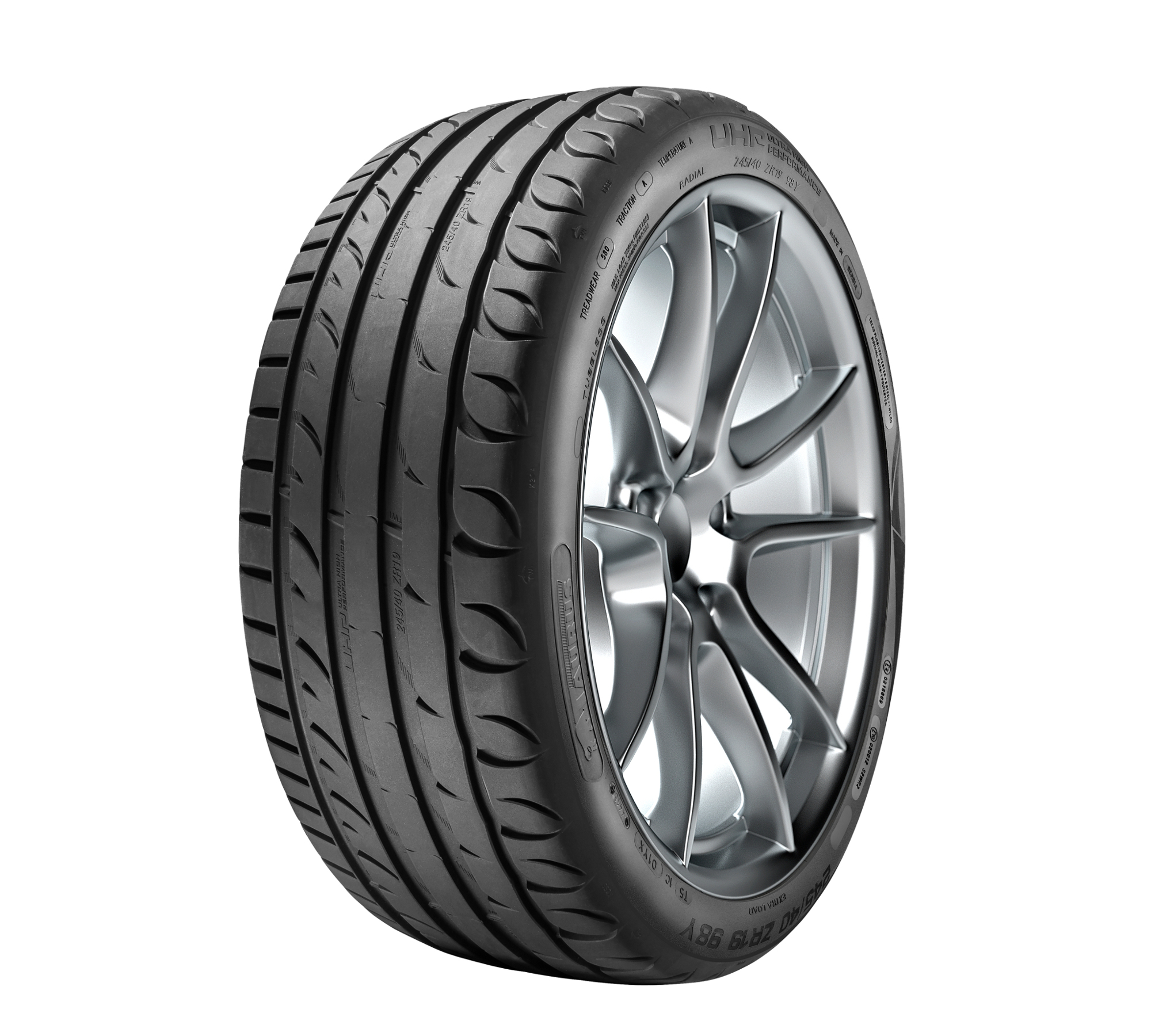 195/60 R16 HIGH PERFORMANCE  89V