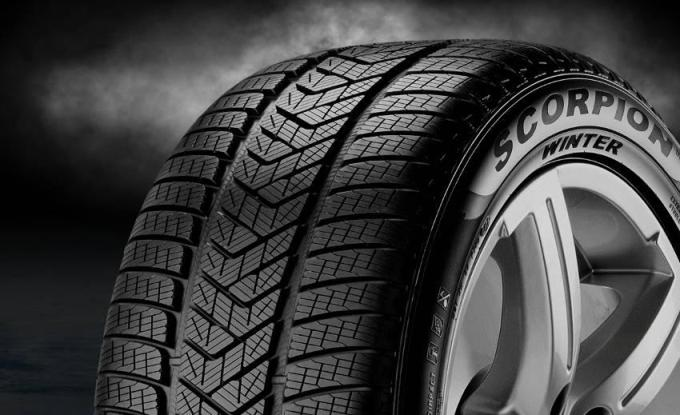 245/65 R17 SCORPION WINTER 111H M+S