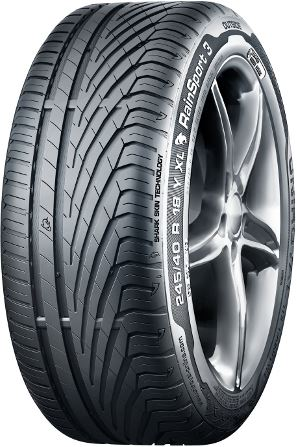 275/35 R20 RAINSPORT 3 102Y XL