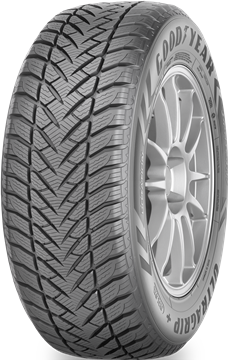 265/65R17 112T ULTRA GRIP + SUV MS