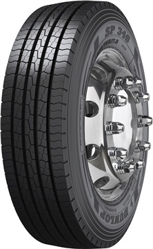 215/75R17.5 SP346 126/124M 3PSF TL