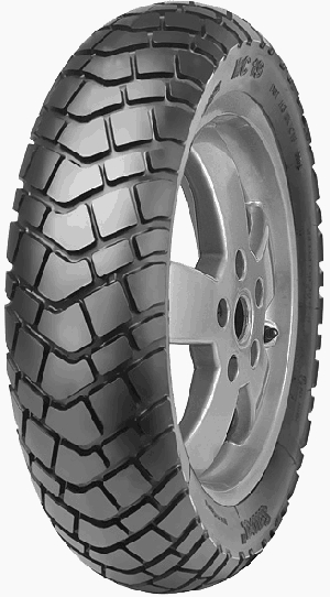 scooter 120/80-12 55J MC19 (F/R) TL Mitas