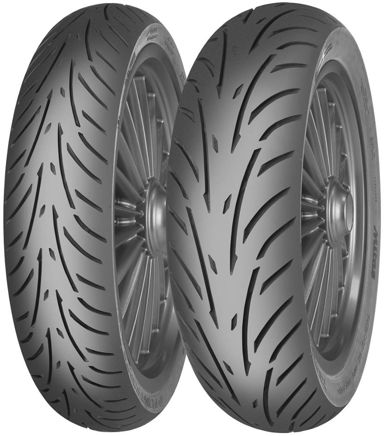 scooter 110/70-12 47P TouringForce - SC (F/R) TL Mitas