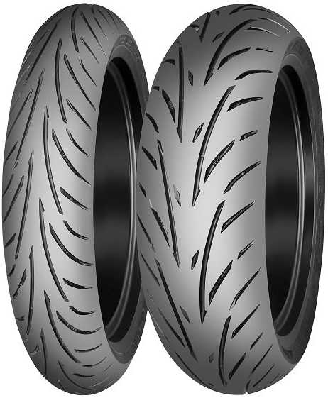 scooter 90/90-14 46P TouringForce - SC (F/R) TL Mitas