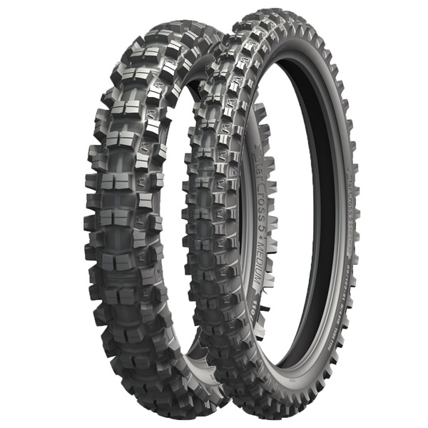 cross 60/100-14 29M Starcross 5 Mini (F) TT Michelin