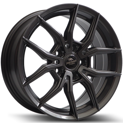 Forzza Orbit 7X16 5X108 ET42 73,1 Gun Metal