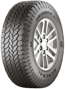 245/70 R17 GRABBER AT3 FR XL 114 T